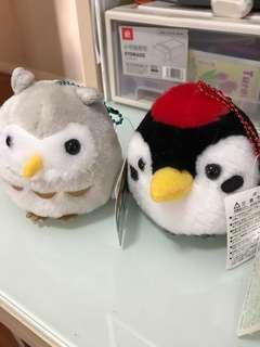 日本掛袋飾物兩個