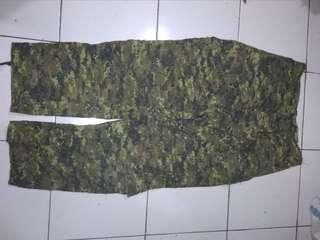 canadian army trousers cadpat