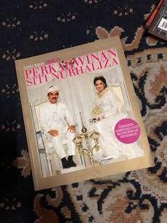 Majalah Perkahwinan DATO SITI NURHALIZA