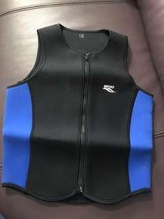 兒童游泳保暖衣(5-8years)