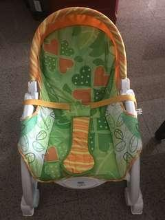 Rocking Chair- WinFun grow with me rocking chair