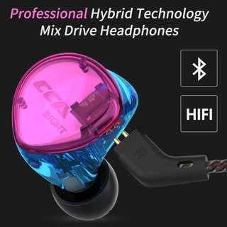 1BA+1DD Hybrid In Ear Monitor