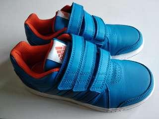 Adidas 童裝波鞋 8成半新