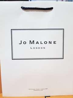 100% Authentic JO MALONE London PaperBag