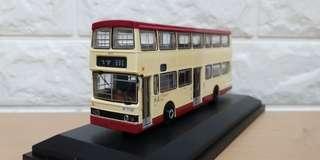 平治 巴士模型 九巴 KMB