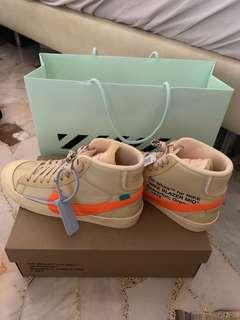 """Off white x Nike """"All Hallow eve"""""""