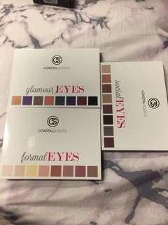 Coastal scents eyeshadow palette