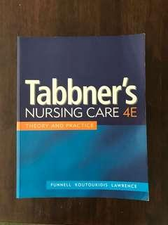 Tabbners nursing textbook