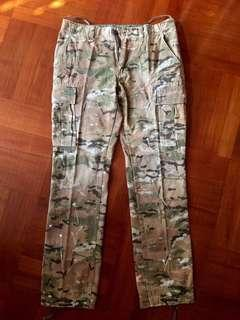 Sophnet camouflage cargo camp fcrb 迷彩