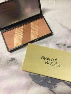 Bronzer palette BEAUTE BASICS