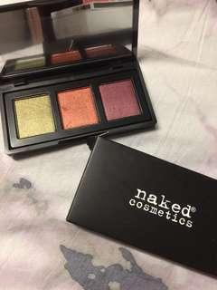 Eyeshadow palette NAKED COSMETICS