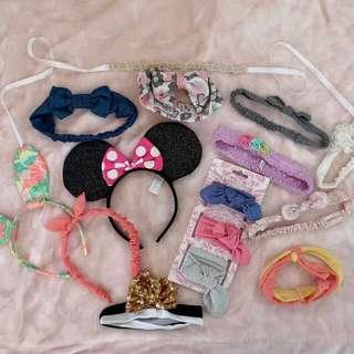 Assorted headband