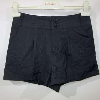 (26) Forever 21 high-waist ladies shorts in almost looks new conditions, super nice in actual