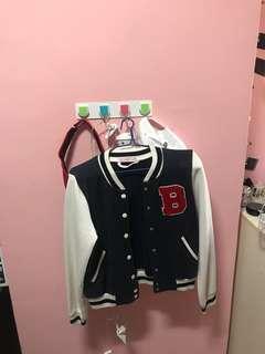 🚚 Baseball Jacket