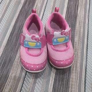 🚚 Hello kitty 台灣製 童鞋