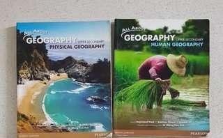 🚚 Sec 3 4 textbook Georgraphy by Pearson