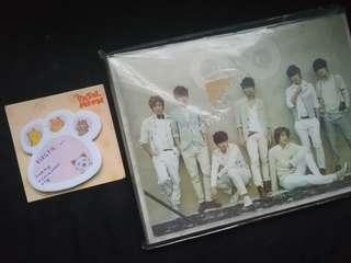 INFINITE BE MINE JAPANESE VERSION