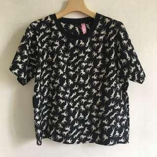 Preloved Lucky Top (FORTUNE BLOUSE)