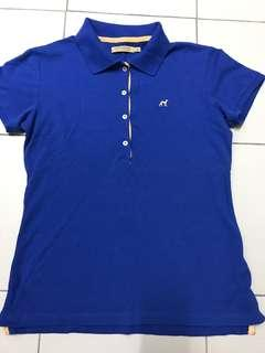 Sacoor Brothers Lady polo t-shirt
