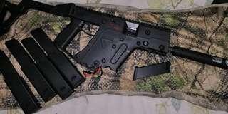 Airsoft rifle G2 KRISS VECTOR