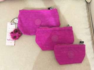 Kipling pouch new original