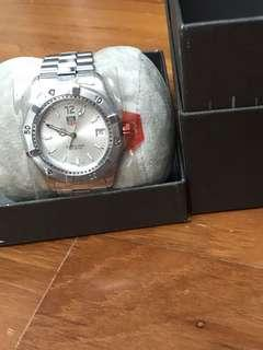 Like new Tag Heuer stainless steel quartz