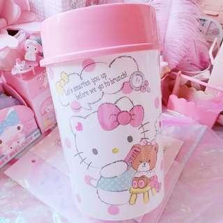 Hello Kitty Dustbin
