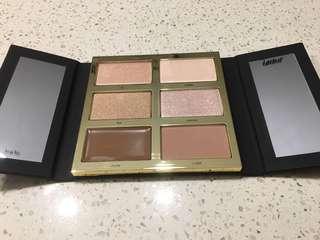 BNIB Tarte Tartiest Pro Glow Palette