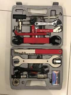 Bikehand bicycle toolbox