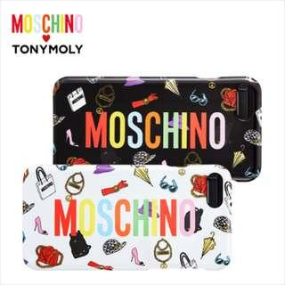 Moschino x TonyMoly Super Beam Eye Palette 8 Colors 手機殼造型8色眼影盤 8g Tony Moly