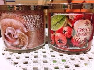 🇺🇸Bath & Body Works Scented Candles
