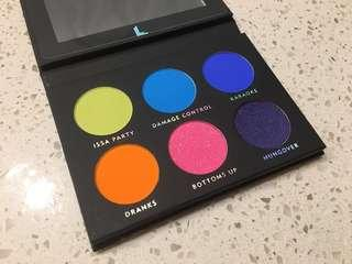 NEW Laura Lee Party Animal Palette