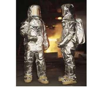 Fire Fighting Suit Protective Fireman