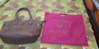Brown Jovanni bag
