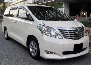 Toyota TOYOTA ALPHARD AUTO