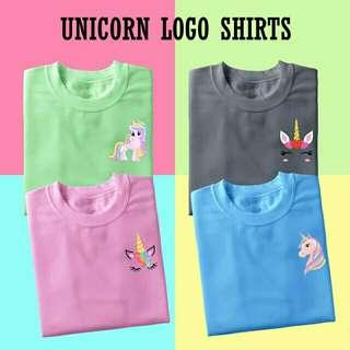 Unicorn Logo Shirt