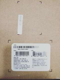 Dell dock 180 w