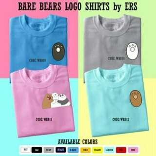 We BareBears Logo Shirt