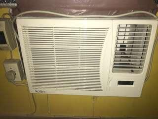 Kolin Airconditioner 1.5hp
