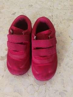 Authentic Adidas kid's shoes