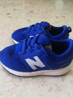Authentic new balance kid's shoes