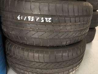 225/55/17 tyre