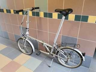 Dahon Boardwalk 可折叠20吋單車