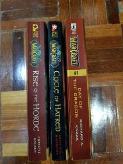 Warcraft Novels
