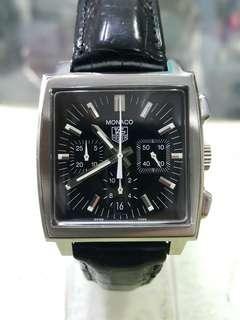 TAG HEUER MONACO  chronograph 38mm