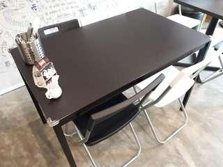 IKEA TABLES & CHAIRS (AVAIL AFTER 26 NOV)