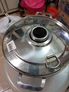 Aluminium Steamboat Pot