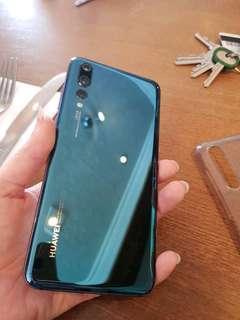 Huawei p20 pro ori baru sebulan 10/10