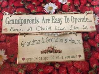 Cheeky signboard