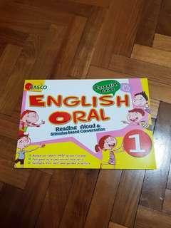 English oral primary 1